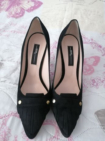 Дамски обувки на ток 39н. Jerome Dreyfuss