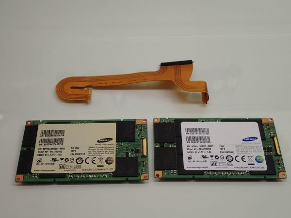 Cablu raid LIF pentru SSD Sony Vaio VPCZ (ribbon, connector)