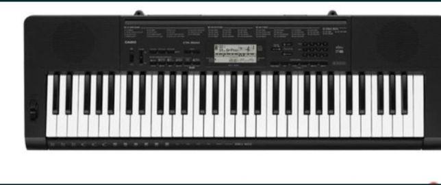 Продам синтезатор casio ctk 3500
