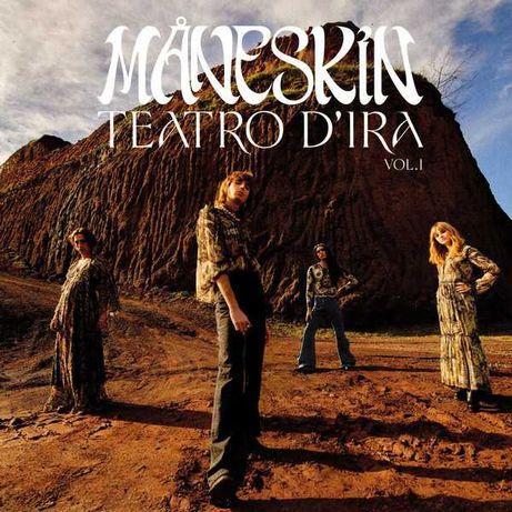 Компакт-диск Maneskin Teatro D'Ira - Vol.I  CD