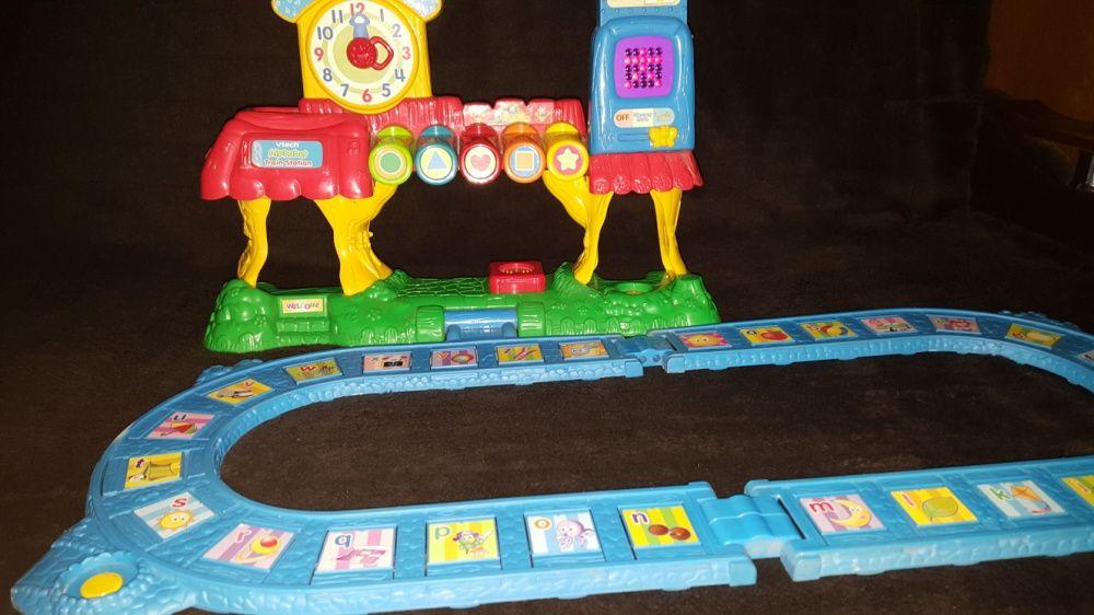 Joc educativ - Varsta: 12 luni +/Marca: Vtech/Tip: Jucării educati Buchin - imagine 1