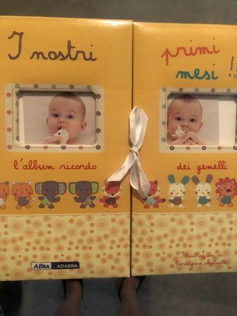 Детски дневник на италиански език