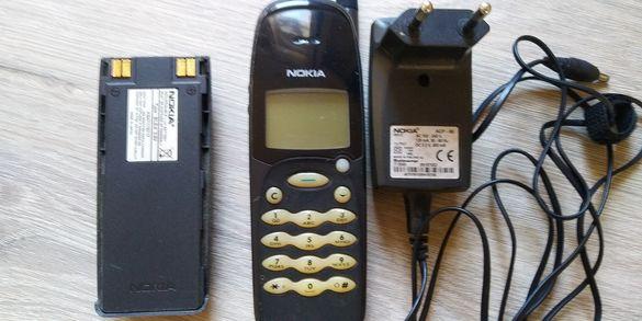 Мобифон Nokia със зарядно