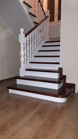 Изгатовляем деревянный лестница и каркас по металлу