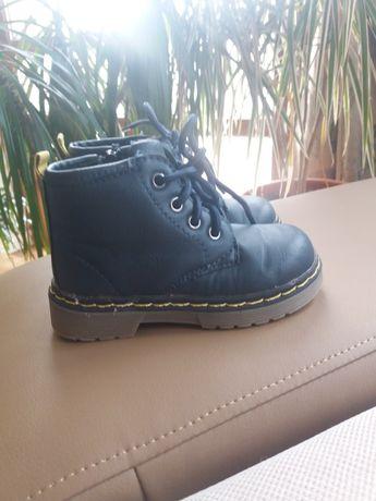 Ghete Bobby shoes noi  mar 22 -interior 14 cm