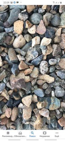 Гравий песок глина отсев опилки дрова сухие камаз зил газ
