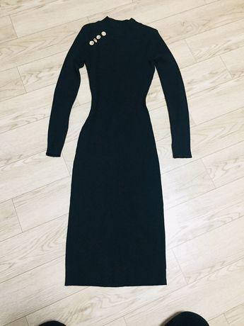 Женская распродажа джинсы брюки платье лапша юбка черная