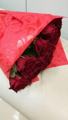 Розы 25 штук 7500