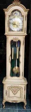 Продавам паркетен часовник стил Луи 14-ти , Винтидж - Франция