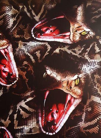 фолио за хидрографика Real Snake 100