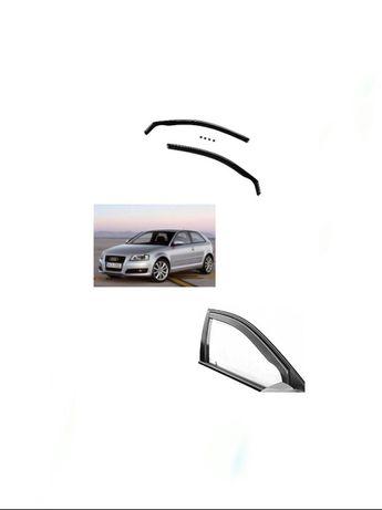 Ветробрани Audi A3 (2012)- 2/3 врати-  (2бр. в комплект)