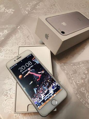 Iphone 7, 128gb silver