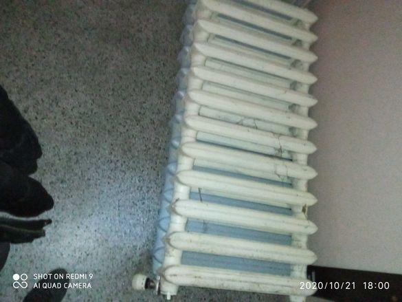Радиатор чугунен  12 ребра