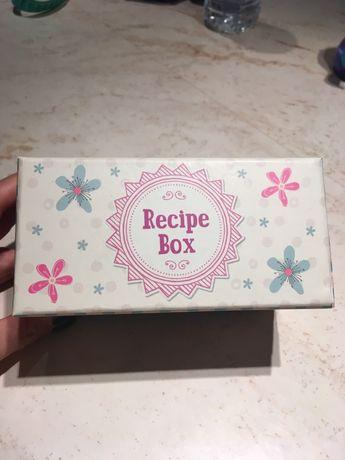 Кутия за рецепти