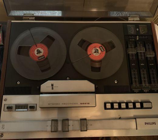 Magnetofon Philips n4416