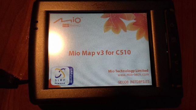 GPS Mio , 90 Ron