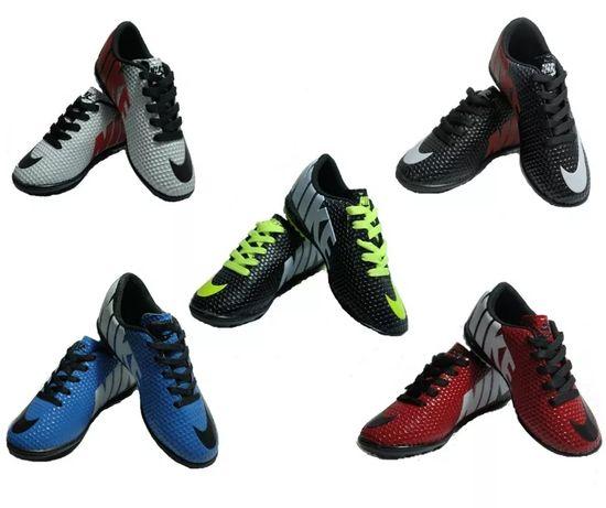 Adidasi fotbal copii - Nike Mercurial, marimi 27-37, diverse culori