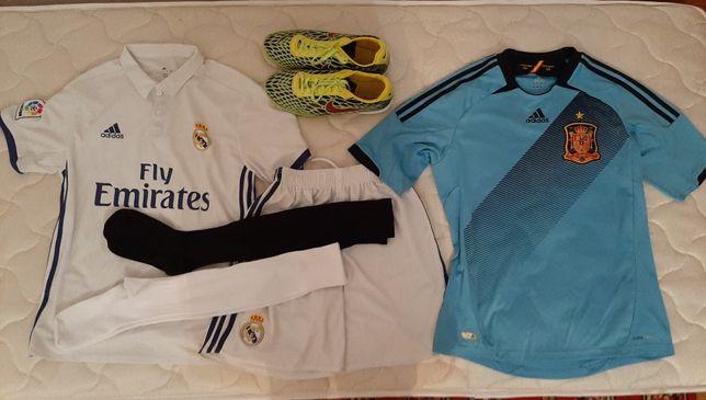 Продам одежду  для игры в футбол