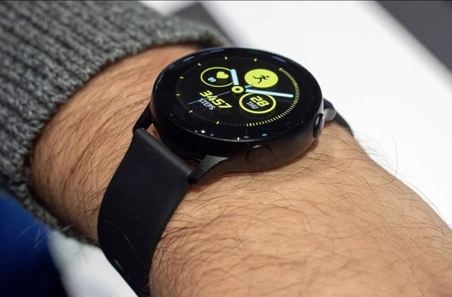 Galaxy Watch Active 2, 44mm, stainless
