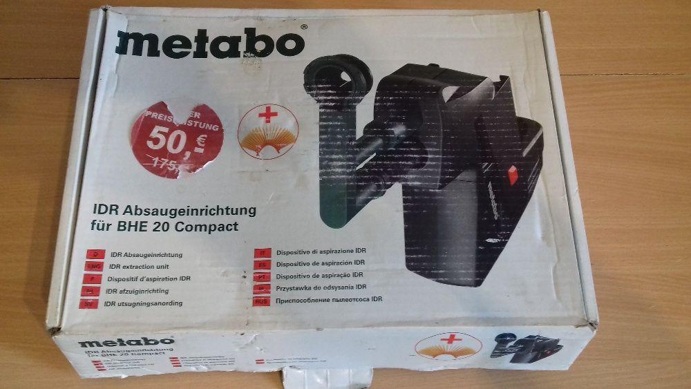 Aspirator pentru masina de gaurit BHE 20 Compact de la Metabo NOU Targu-Mures - imagine 1