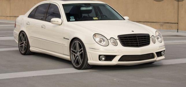 Стекло фары на W211,W220 Mercedes, E350,S500,S320
