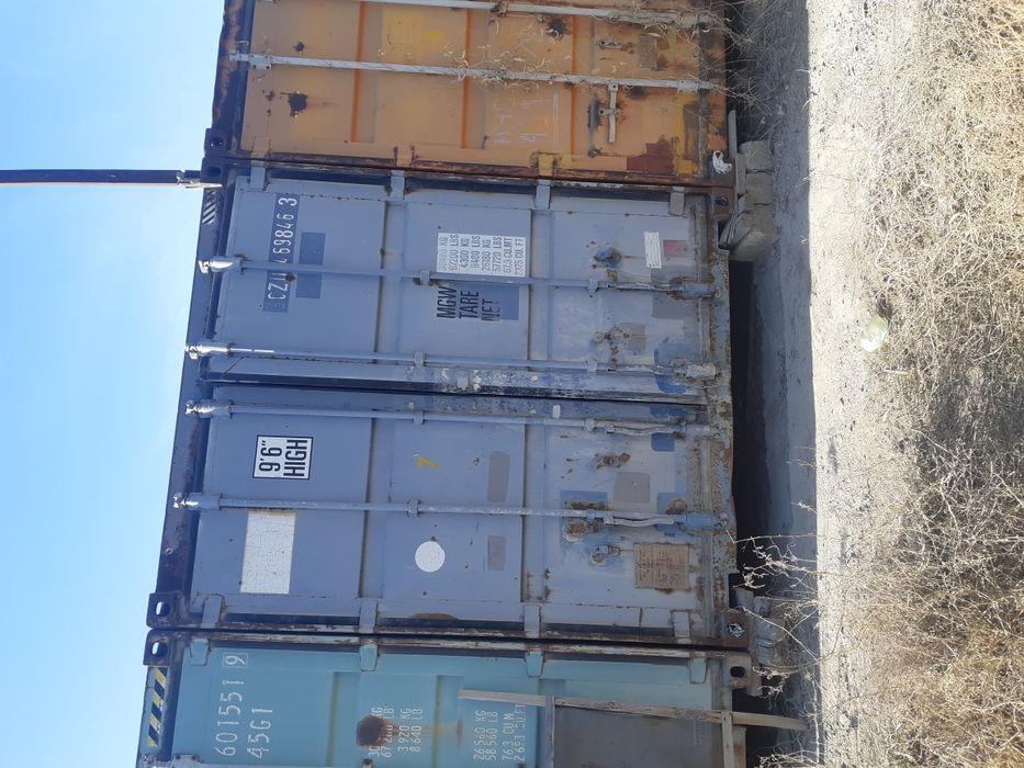 Контейнеры в аренду под хранение(без вывоза) Атырау - изображение 1