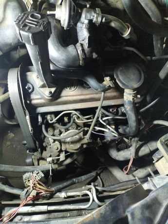 Двигатель дизель 1.9 TD