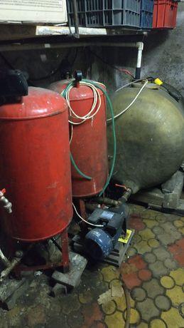Idrofor complet 160 l.+ 500 l.