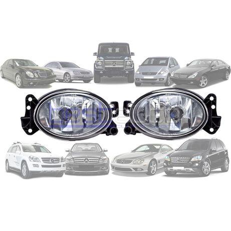 Халогени за Mercedes W169 / W209 / W219 / W211 / W463 / X164 / W251 /