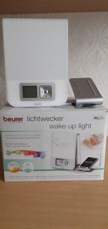 Beurer Wake up light (светильник-будильник)