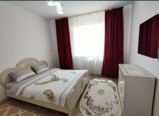 Посуточно 1 комнатная квартира по ул.Сауран