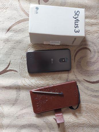 Продам телефон lG stylus 3