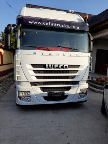 Iveco stralis 2010 500hp automat