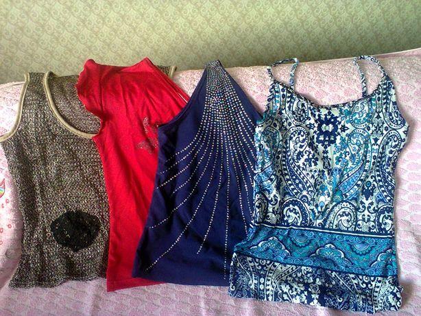 Кофточки блузки женские