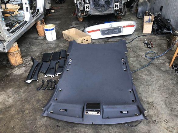 Черен таван комплект БМВ Х3, Е83 (cheren tavan BMW X3, E83)