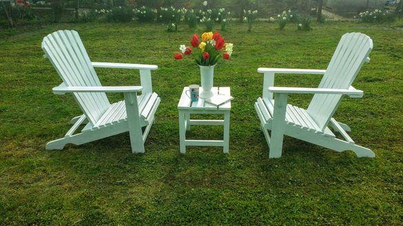 Удобно кресло за вашата градина