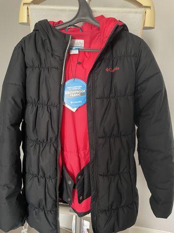 Новая утепленная куртка columbia