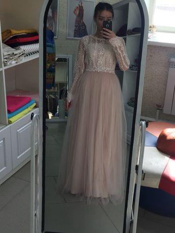 Продам шикарное платье или обменяю можно на выпускной,свадьбу,кызузату
