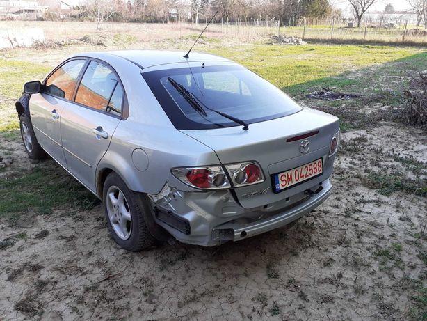Mazda 6 an 2003 motor 2.0tdi dezmebrez