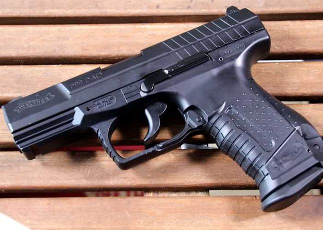 Pistol Airsoft Walther P99 SUPER POWER 4,7j #Blow-Back#6MM