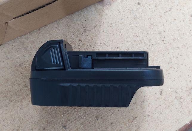 Adaptor acumulator,  baterie makita- milwaukee