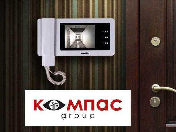 Домофоны Commax, Dahua - продажа, установка и обслуживание