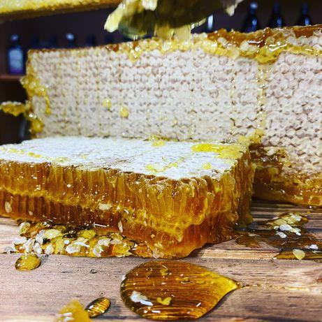 Мед,мёд в сотах