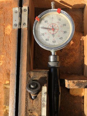 Trusa alezaj 50-160 ceas comparator strung CNC auto alezaje