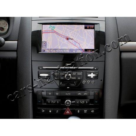Ъпдейти навигация Пежо Peugeot България 206,207,307,308,407,607,807