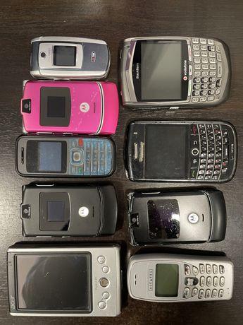 Telefoane/motorola v3/blacberry/nokia