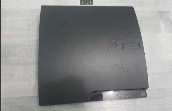 Playstation 3 slim + плюс 1 джойстик