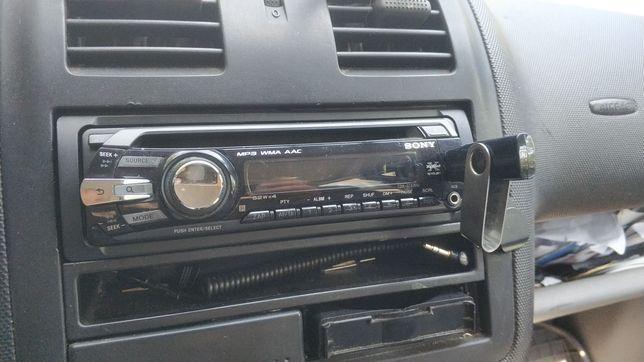 Radio casetofon cd Mp3 - stik -jek-  Sony
