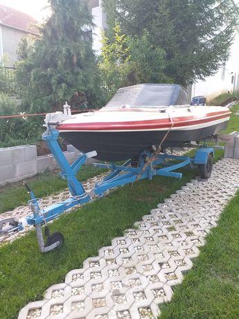 Barca cu motor yamaha autolube 25 si peridoc