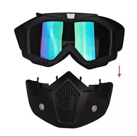 Ochelari Ski full face - Masca Schi